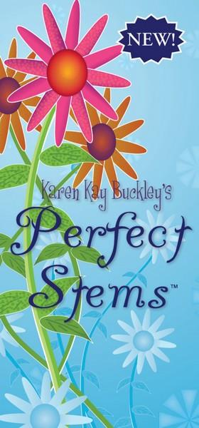 Karen Kay Buckley's Perfect Stems available in Canada at The Quilt Store