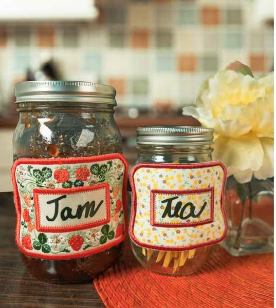 Anita Goodesign Express Embroidered Jar Labels