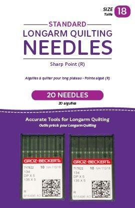 Handi Quilter Longarm Quilting Needles 110/18 available at The Quilt Store