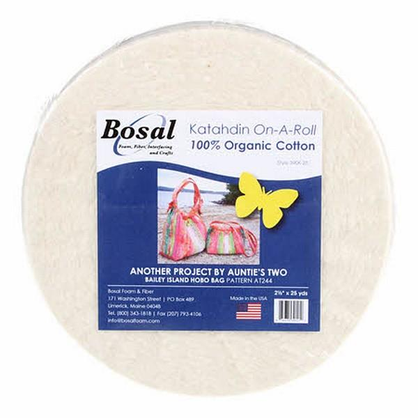 Bosal Katahdin On-A-Roll available in Canada at The Quilt Store