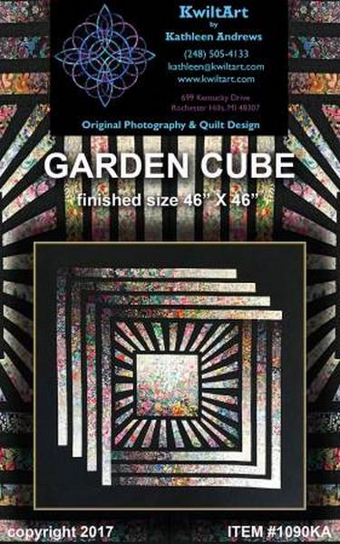 Garden Cube Kit and Pattern