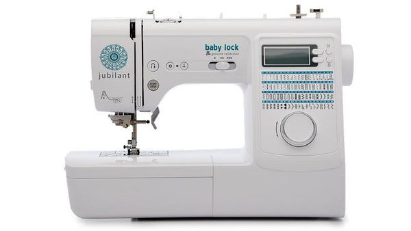 Baby Lock Jubilant available in Canada at The Quilt Store