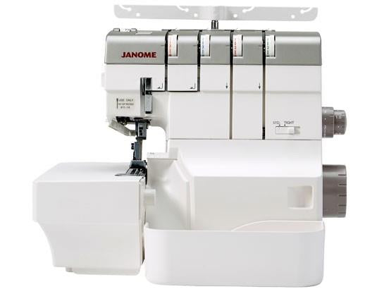 Janome AT2000D Air Thread Professional Serger available in Canada at The Quilt Store