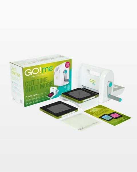 GO! Me Fabric Starter Set available in Canada at The Quilt Store