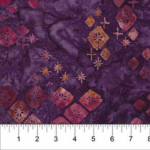 Tie One on by Scott Hansen for Banyan Batiks available in Canada at The Quilt Store