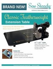 Sew Steady Classic Featherweight Extension Table available in Canada at The Quilt Store