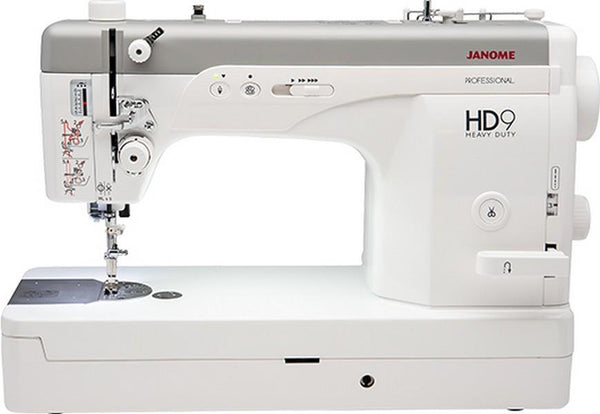 Janome HD9 available in Canada at The Quilt Store