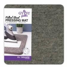 Gypsy Quilter Felted Wool Pressing Mat available in Canada at The Quilt Store