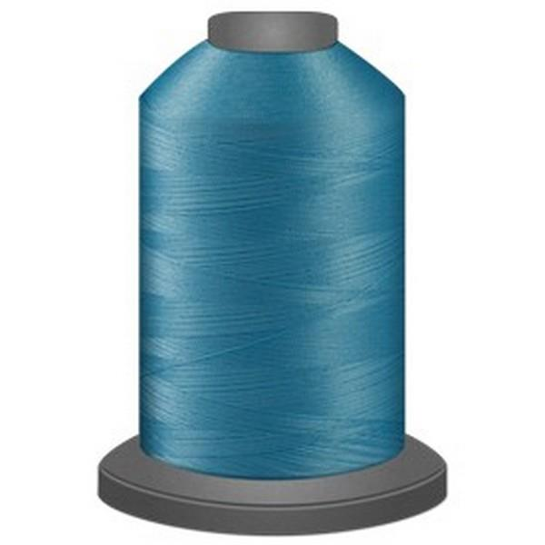 GLIDE Trilobal Polyester No. 40 - Light Turquoise available in Canada at The Quilt Store