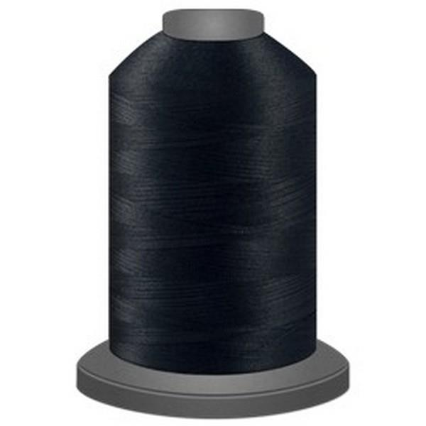 GLIDE Trilobal Polyester No. 40 - Black available in Canada at The Quilt Store