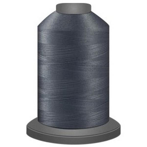 GLIDE Trilobal Polyester No. 40 - Medium Grey available in Canada at The Quilt Store