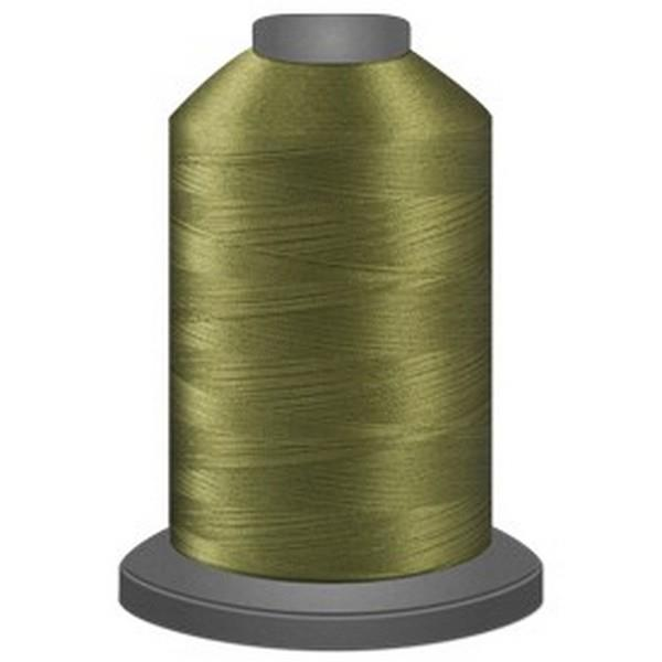 GLIDE Trilobal Polyester No. 40 - Light Olive available in Canada at The Quilt Store