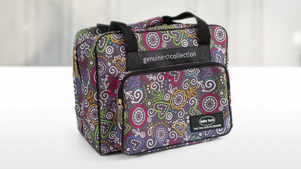 Baby Lock Genuine Collection Machine Tote available in Canada at The Quilt Store