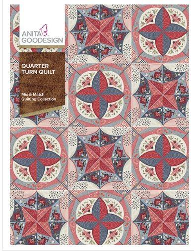 Quarter Turn Quilt Mix & Match Quilting Collection at The Quilt Store