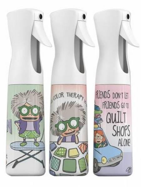Misting Spray Bottle - Mrs. Bobbins available in Canada at The Quilt Store