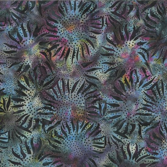 Bali Batik Volcano Floral at The Quilt Store