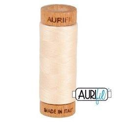 Aurifil 2000 - Light Sand 80 wt