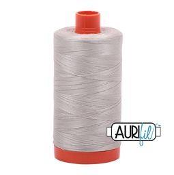 Aurifil 6725 Moondust 50 wt available in Canada at The Quilt Store