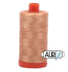 Aurifil 2320 - Light Toast 50 wt available in Canada at The Quilt Store