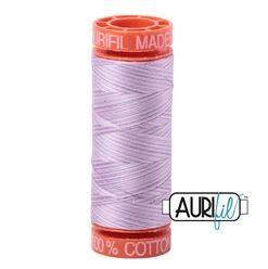 Aurifil 3840 French Lilac 50 wt 200m available in Canada at The Quilt Store