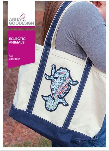 Anita Goodesign Eclectic Animals