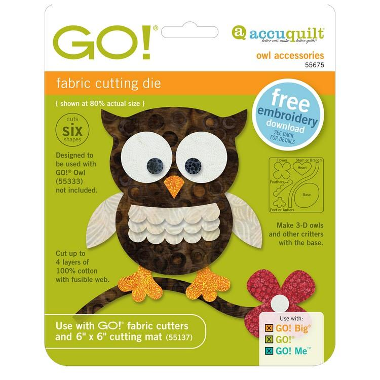 GO! Owl Accessories