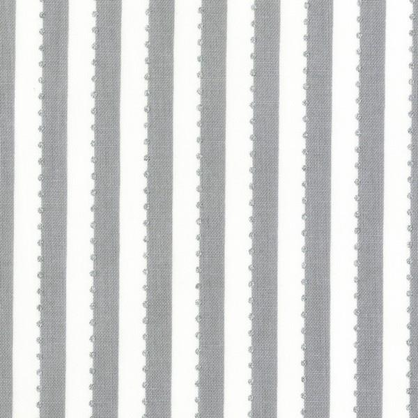 BeColourful Grey and White Stripe available at The Quilt Store