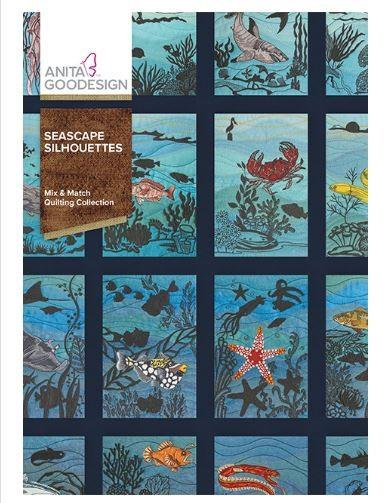 Seascape Silhouettes - Mix and Match Quilting Collection