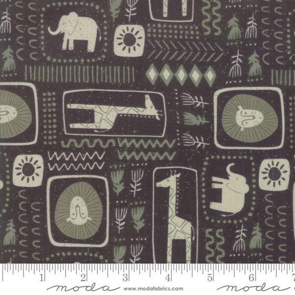 Safari Life patchwork available in Canada at The Quilt Store