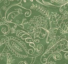 Dotty Paisley Wide Back available in Canada at The Quilt Store
