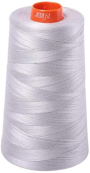 Aurifil 2615-Aluminum Cone available in Canada at The Quilt Store