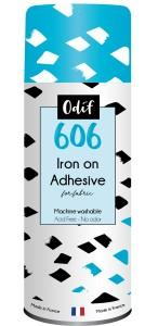 Odif 606 Iron on Adhesive available in Canada at The Quilt Store