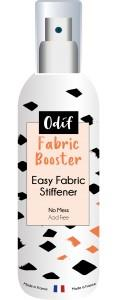 Odif Fabric Booster Easy Fabric Stiffener available in Canada at The Quilt Store
