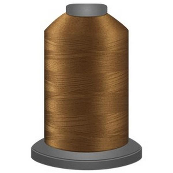 GLIDE Trilobal Polyester No. 40 - Light Copper available in Canada at The Quilt Store