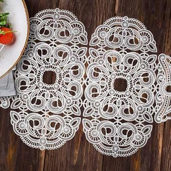 OESD Buildable Freestanding Lace Doilies