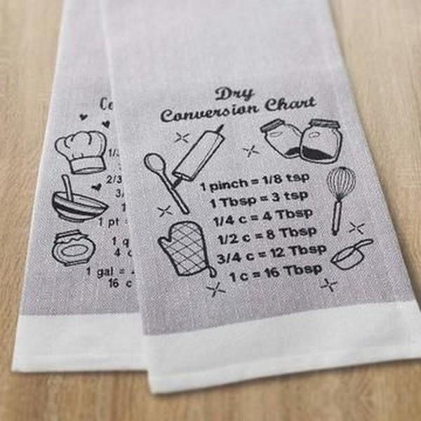 OESD Embroidered Kitchen Towels