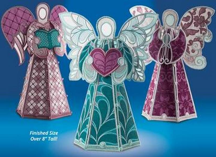 OESD Freestanding Angels