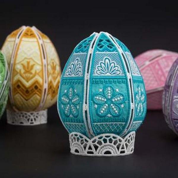 OESD Freestanding Easter Eggs II