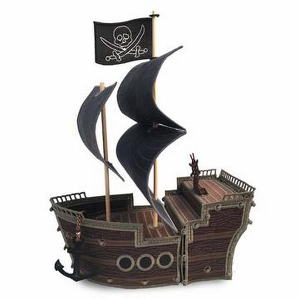 OESD Freestanding Pirate Ship