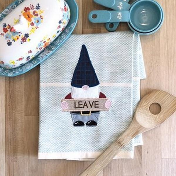 OESD Gnome Sweet Gnome Collection by Scissortail Stitches