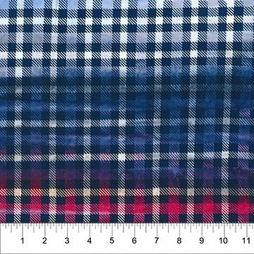 Kilts and Quilts Plaid available in Canada at The Quilt Store