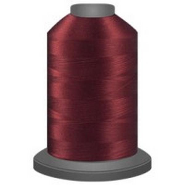 Glide Trilobal Polyester Merlot available in Canada at The Quilt Store