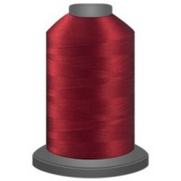Glide Trilobal Polyester No. 40 Ruby available in Canada at The Quilt Store