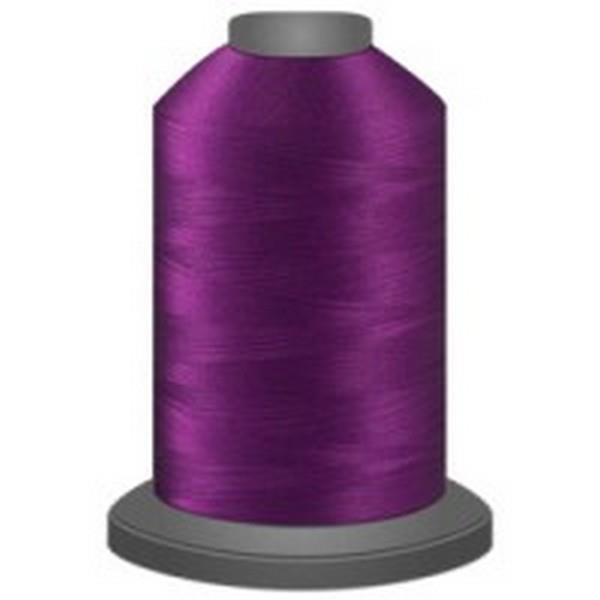 Glide Trilobal Polyester Violet available in Canada at The Quilt Store