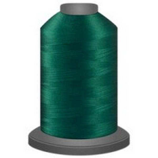 Glide Trilobal Polyester No. 40 Emerald available in Canada at The Quilt Store