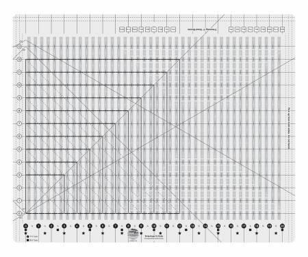 Creative Grids Stripology XL Ruler available in Canada at The Quilt Store in Canada