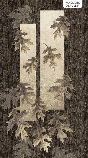 Oakwood Panel by Northcott at The Quilt Store in Canada