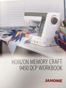 Book Horizon Memory Craft 9450 QCP Workbook