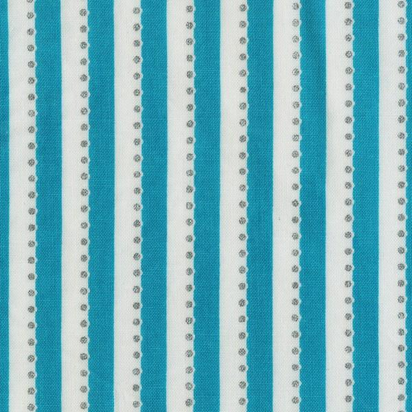 Be Colourful Magic Stripe Teal available in Canada at The Quilt Store