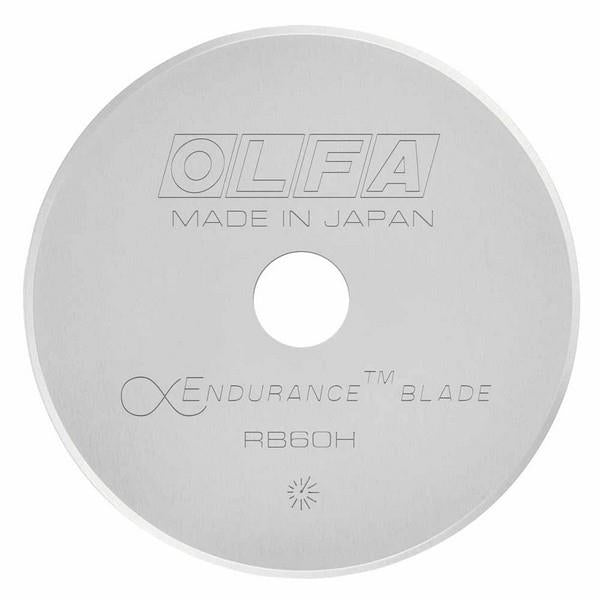 Olfa Endurance Blade 60mm available in Canada at The Quilt Store